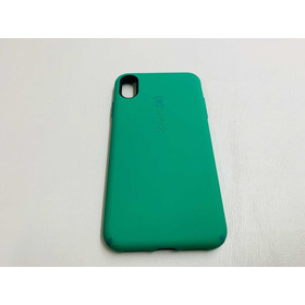 Funda Speck Para iPhone XS Max Coló Verde Grado Militar