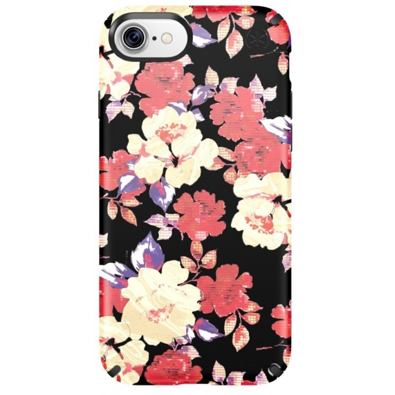 big sale 09e40 4c21e Funda Speck Presidio Inked Mosaic Floral iPhone 7 Y 8 Plus