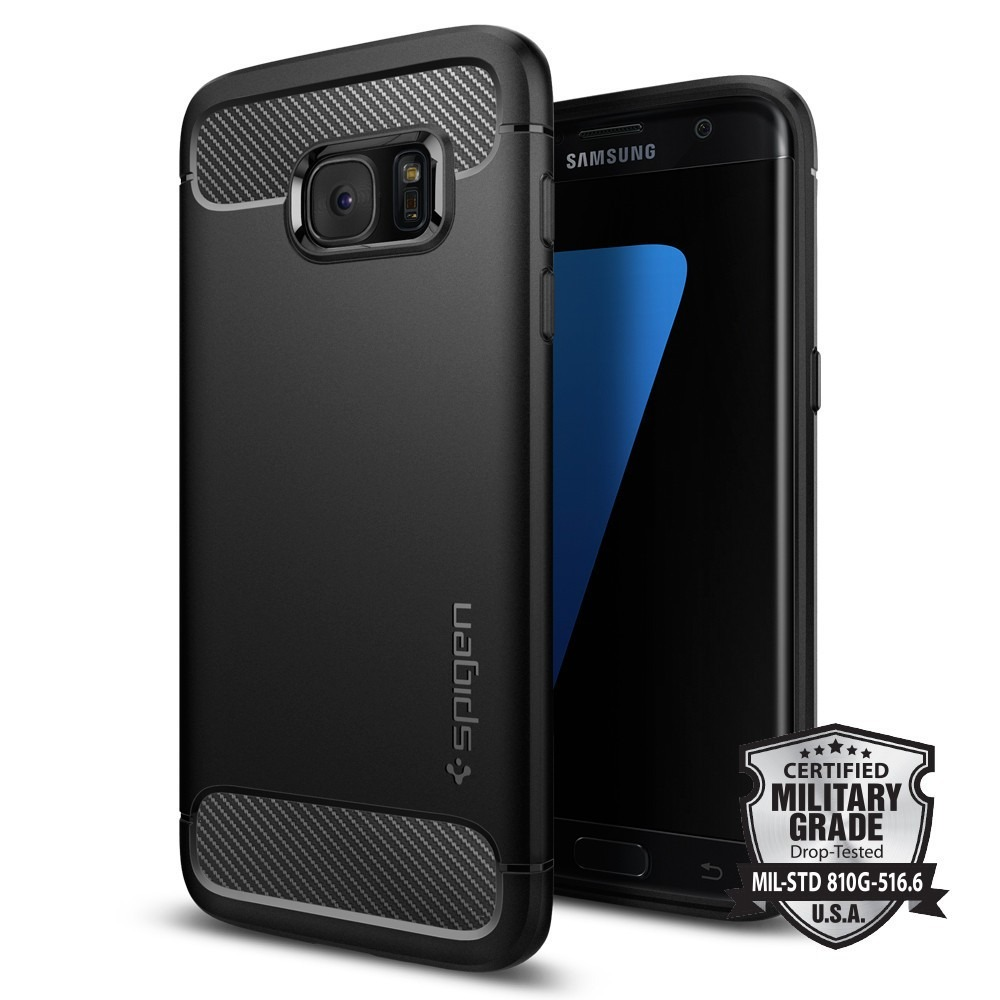 af872af4782 funda spigen® galaxy s7 edge rugged armor compra original. Cargando zoom.