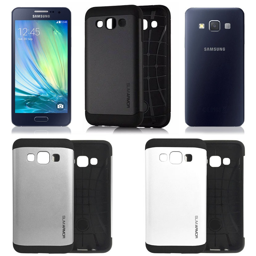 9f63ce790ce Funda Spigen Para Samsung Galaxy A3 A300 Slim Armor - $ 79,90 en ...