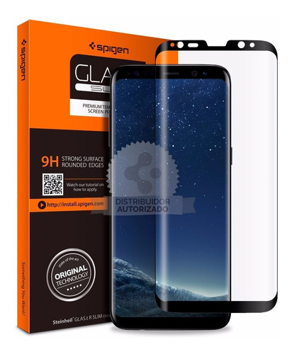 funda spigen samsung s8 plus tough armor 360 gold original