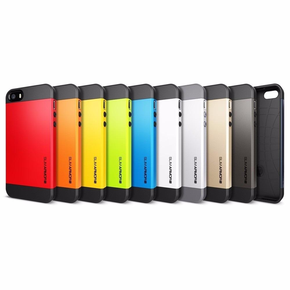 25c5c7d9a19 Funda Spigen Sgp Slim Armor iPhone 6 6s 6 Plus - $ 159,99 en Mercado ...