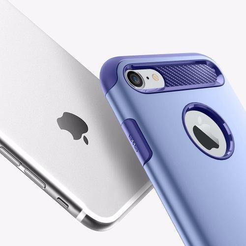 funda spigen slim armor iphone 7 - violeta