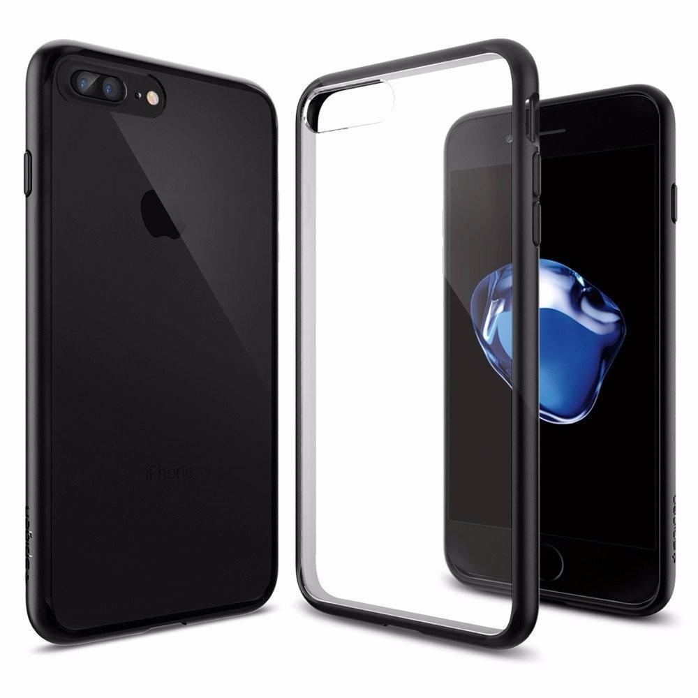 e359071ffc8 Funda Spigen Ultra Hybrid iPhone 7/8 Plus - Negro - $ 590.00 en ...