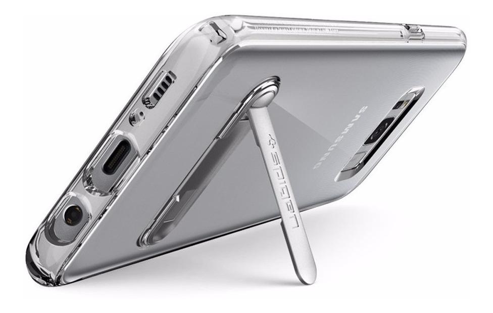 detailing 91375 076cf Funda Spigen Ultra Hybrid S Galaxy S8 Plus - Crystal Clear