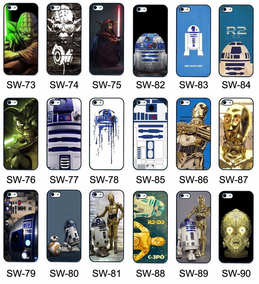 5548df75ce5 funda star wars iphone 4s 5s 6s se plus case carcasa jedi. Cargando zoom.
