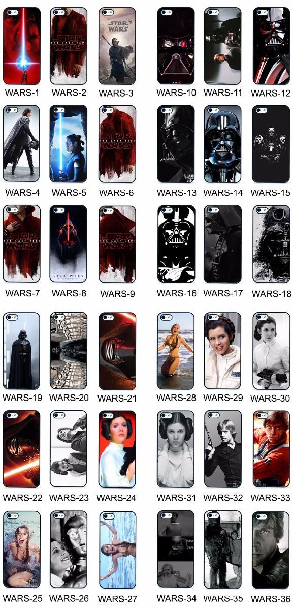 carcasa samsung s7 star wars