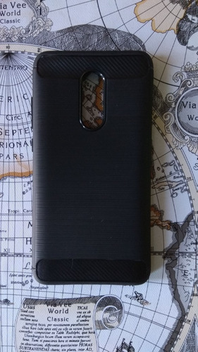 funda suave brillante xiaomi redmi note 4/ 4 global silicona