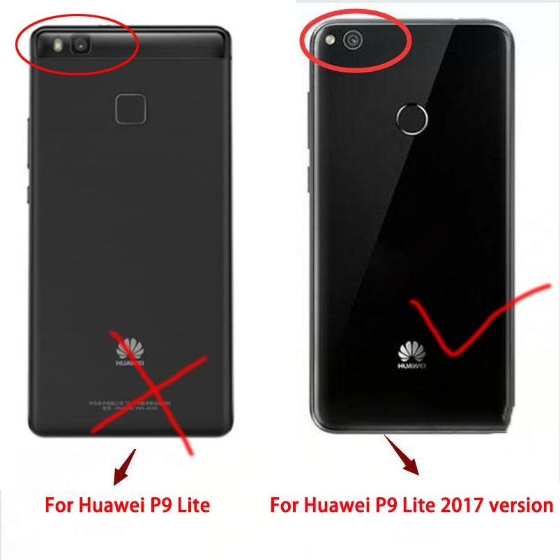carcasa para huawei p8 lite 2017