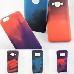 Amazonas marca popular compre los más vendidos Funda Suave Ultrafina Termica Cambia De Color iPhone 7 8