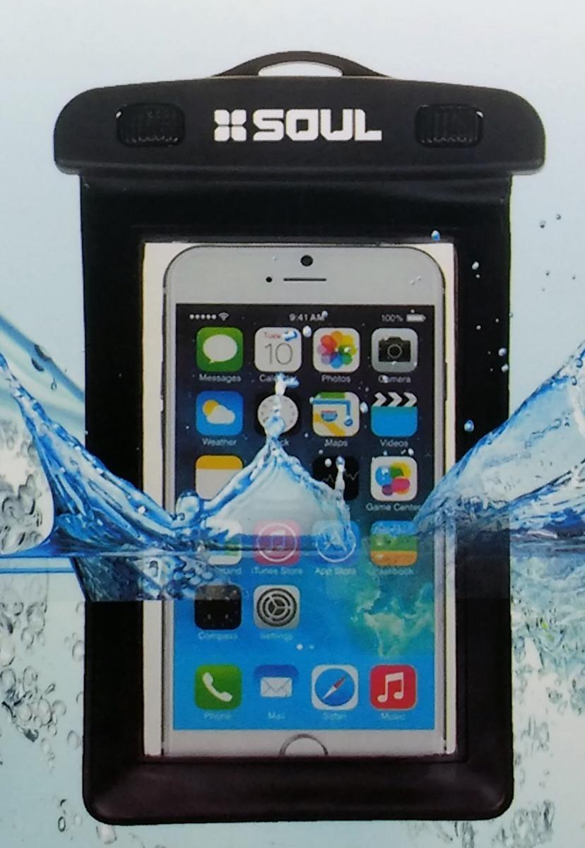 a9ea0e025f0 funda sumergible a prueba de agua para celular - universal. Cargando zoom.