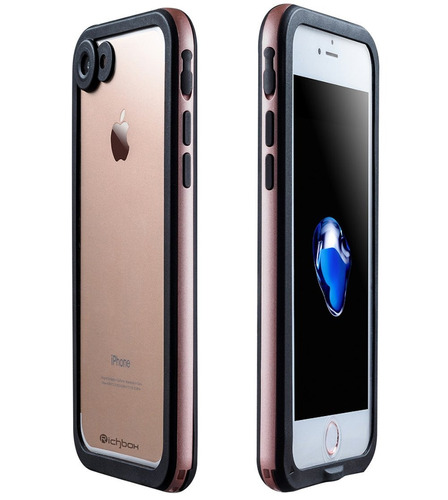 funda sumergible iphone 7 y 8 plus richbox waterproof nieve