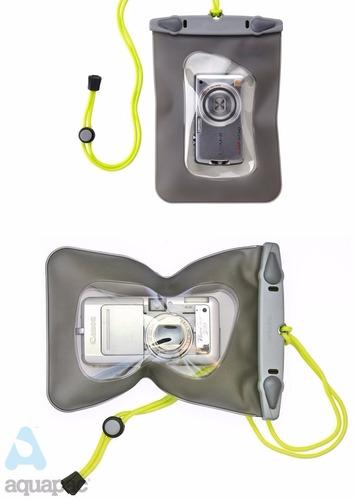 funda sumergible para cámara de fotos - aquapac 418