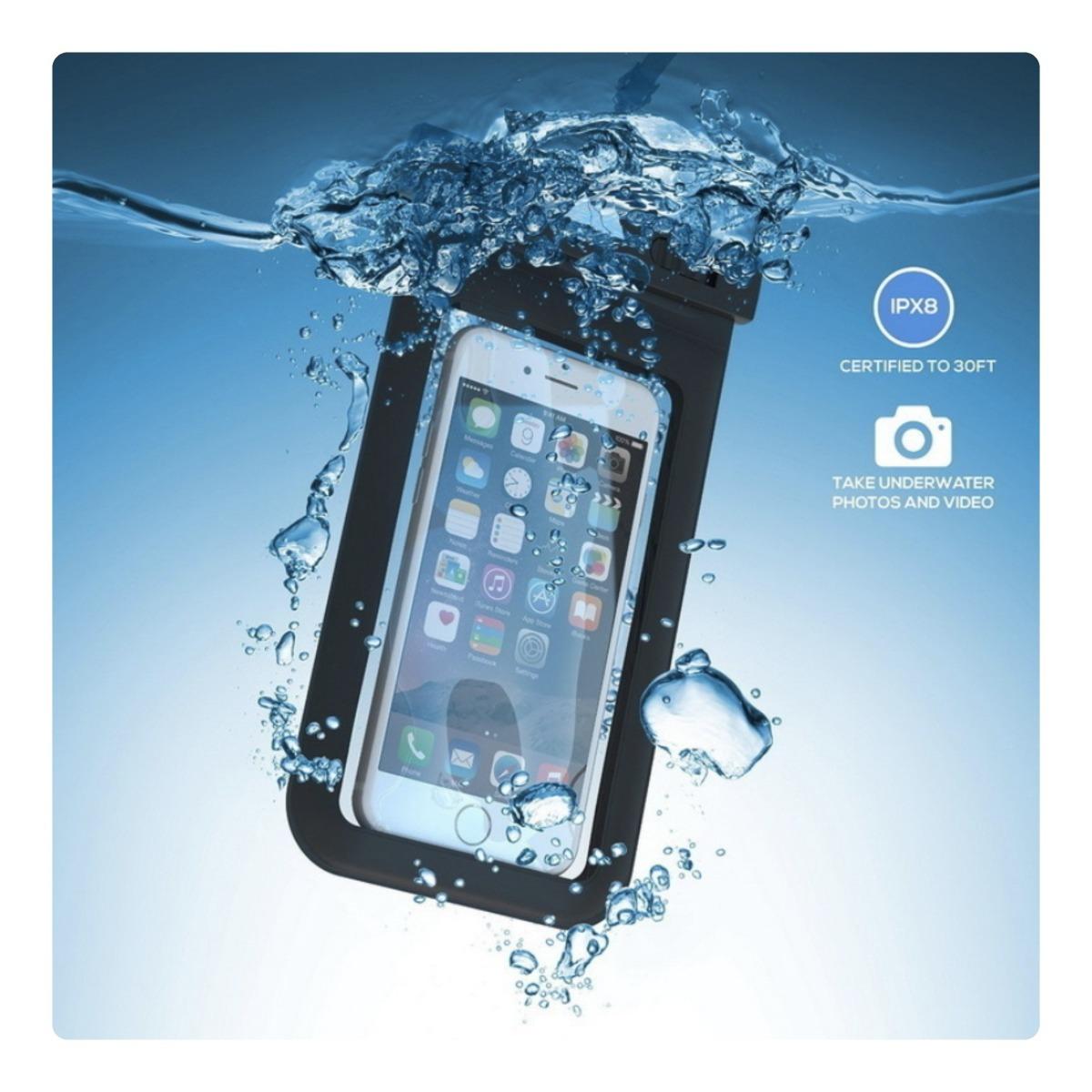 dbd1cdf0459 funda sumergible universal waterproof celular dinero llaves. Cargando zoom.