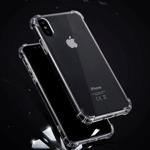 funda super anti golpe reforzada iphone x 6 7 plus 5 se x
