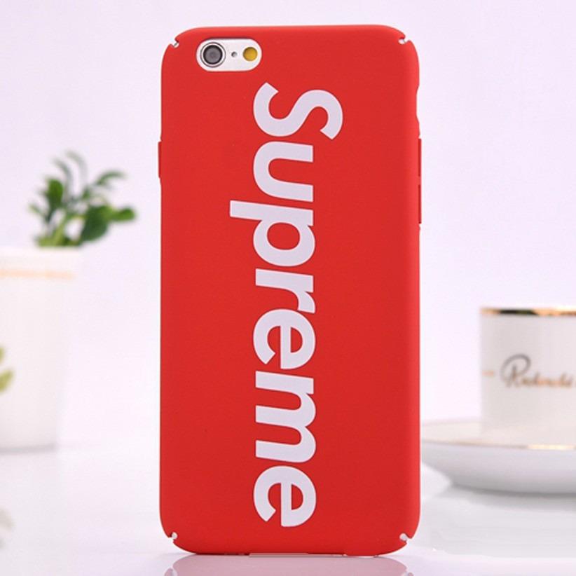 funda iphone 7 plus supreme