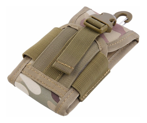 funda tactica militar pouch sistema molle camuflaje d1123