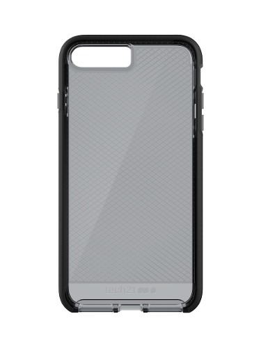 2ea3baeed75 Funda Tech21 Evo Check iPhone 7 Plus Negra Transparente - $ 839.00 ...