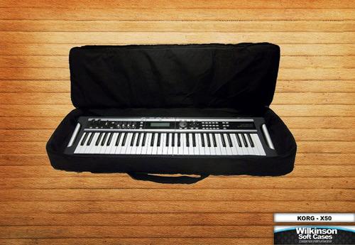 funda teclado casio ctk 1150 con mochila