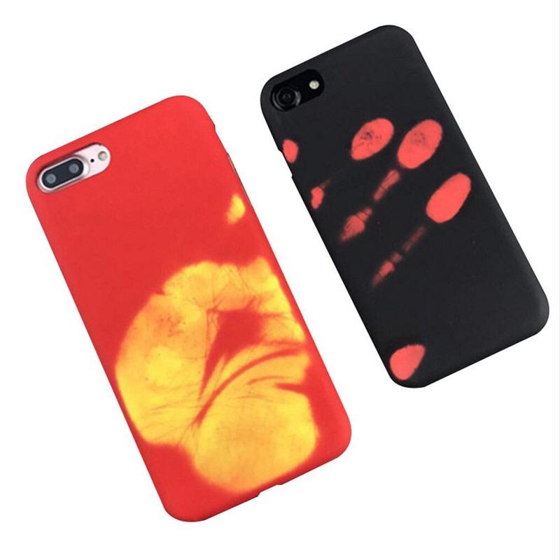 ahorrar estética de lujo modelado duradero Funda Térmica Cambia De Color iPhone