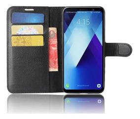 63c1edeaa48 Funda Cartera Samsung A8 Plus - Accesorios para Celulares en Mercado Libre  México