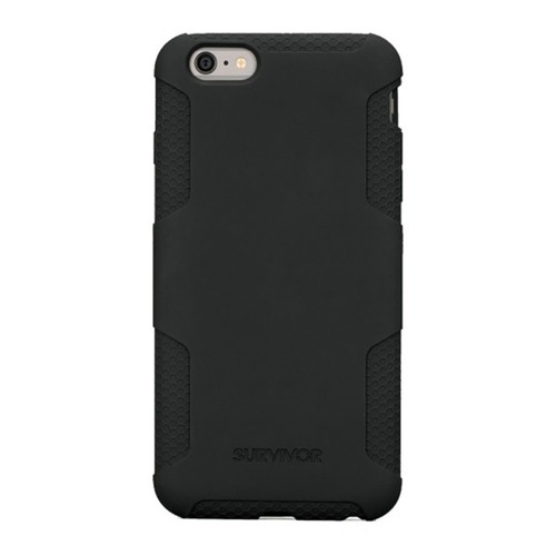 funda todoterreno survivor skin para iphone 6 plus negro