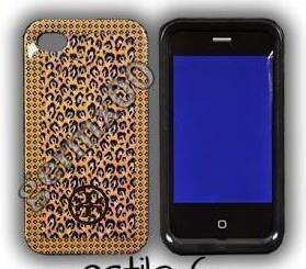 huge selection of 4557f 40357 Funda Tory Burch Para iPhone 4 4s