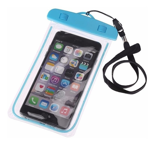 funda touch sumergible para celular android iphone nice home