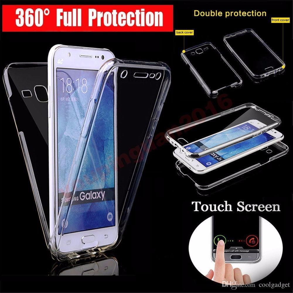 0a7fcad10d2 Funda Tpu 360 Samsung J5 Prime Proteccion Total Colores - $ 99.00 en ...
