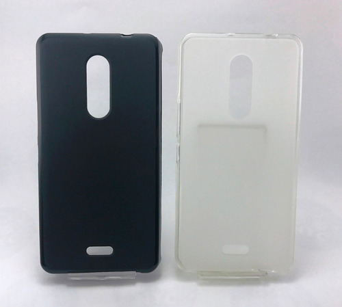 funda tpu alcatel a3 xl + templado + pen regalo