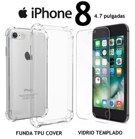 071c2d4bd4f Iphone 8 Vidrio Templado Reforzado - Carcasas, Fundas y Protectores Fundas  para Celulares en Mercado Libre Argentina