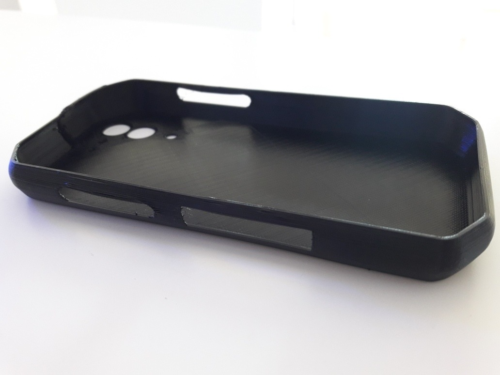 the latest fc975 34abf Funda Tpu Celular Cat S60 Case Cover Repuesto Caterpillar