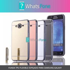 Funda Tpu Espejado Samsung Galaxy J1 J2 J5 J7 S6 S7 Grand