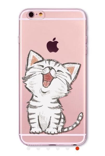 funda iphone 5s gato