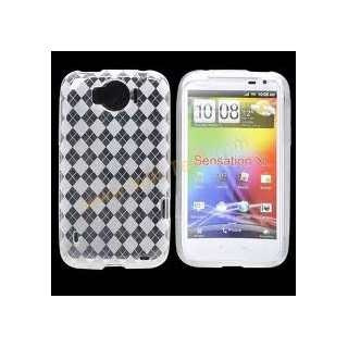 funda tpu htc sensation xl beats + mica protectora