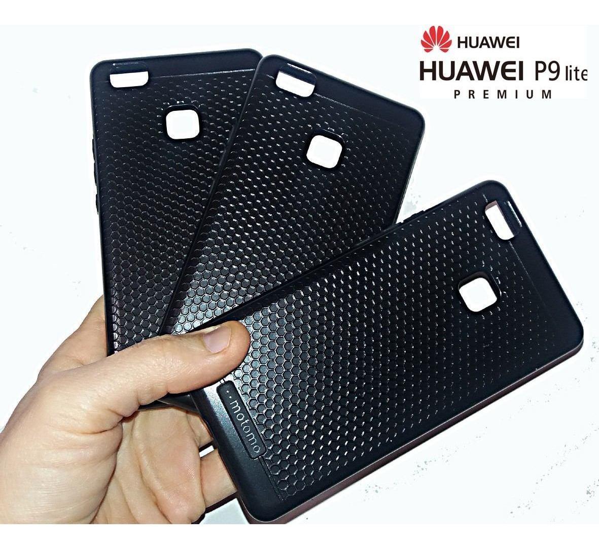 a7e3fc5fcd7 Funda Tpu Huawei P9 Lite Reforzada Original Motomo - $ 133,17 en ...
