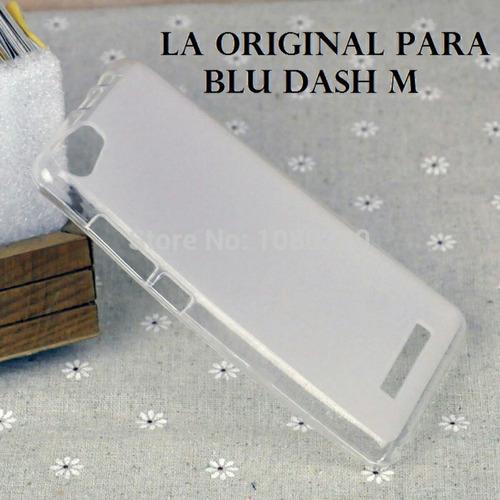 funda tpu lisa blu dash m original oferta colores eleccion