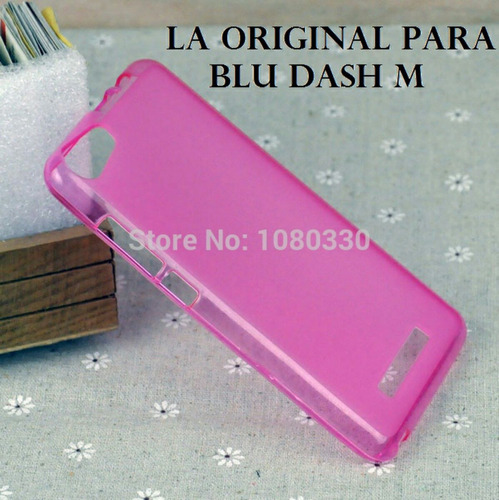 funda tpu lisa blu dash m original oferta colores eleccion
