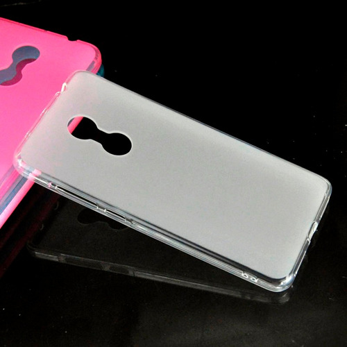 funda tpu lisa xiaomi redmi note 4 y 4 pro colores oferta