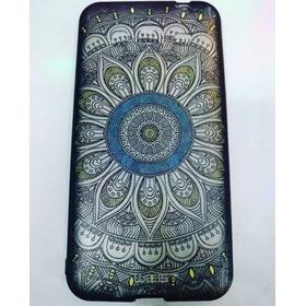 Funda Tpu Mandala Floreada S8 Plus Samsung