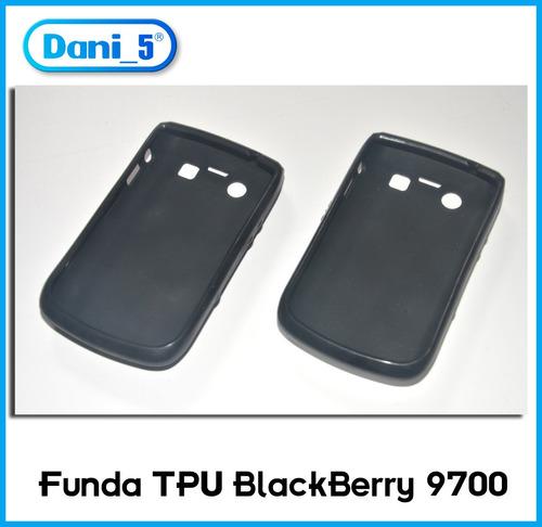 funda tpu para blackberry