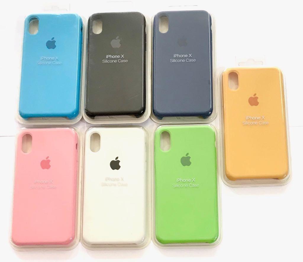 f85f04f1c37 funda tpu protector iphone x silicone case xs - iphone 10. Cargando zoom.
