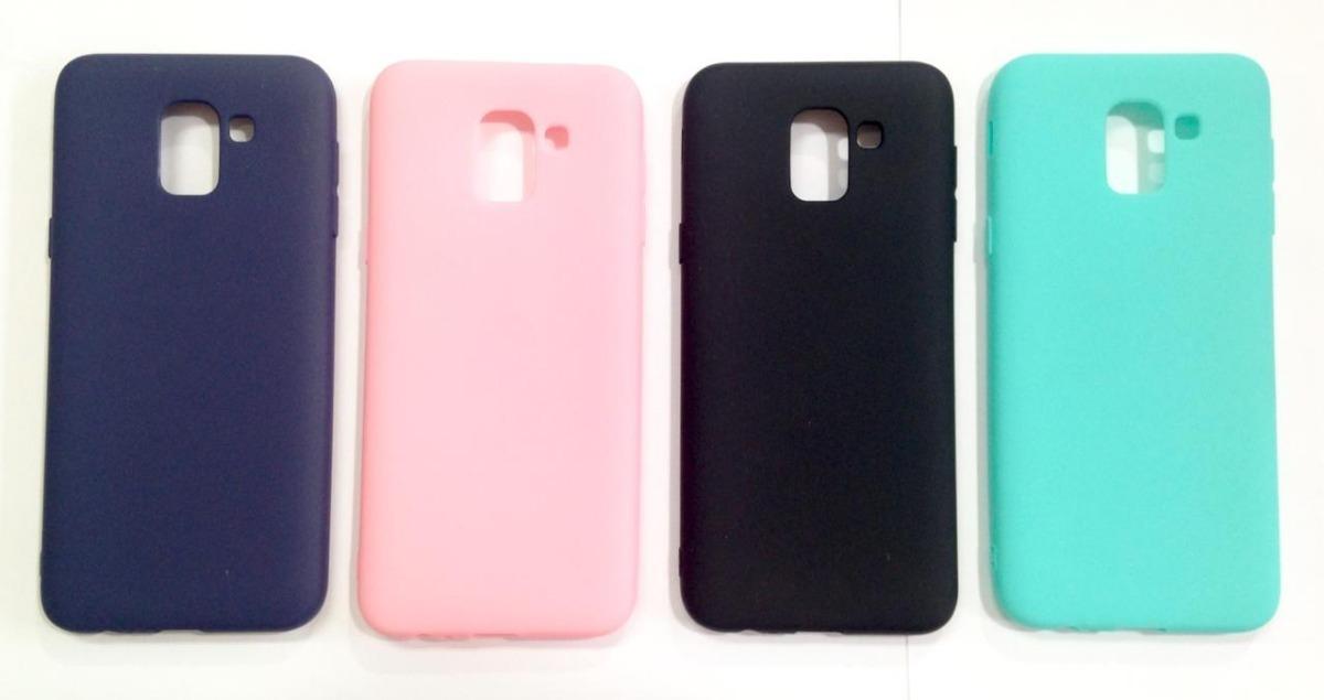 7ddc0f6d784 Funda Tpu Protector Mate Varios Colores Samsung J6 - $ 100,00 en ...