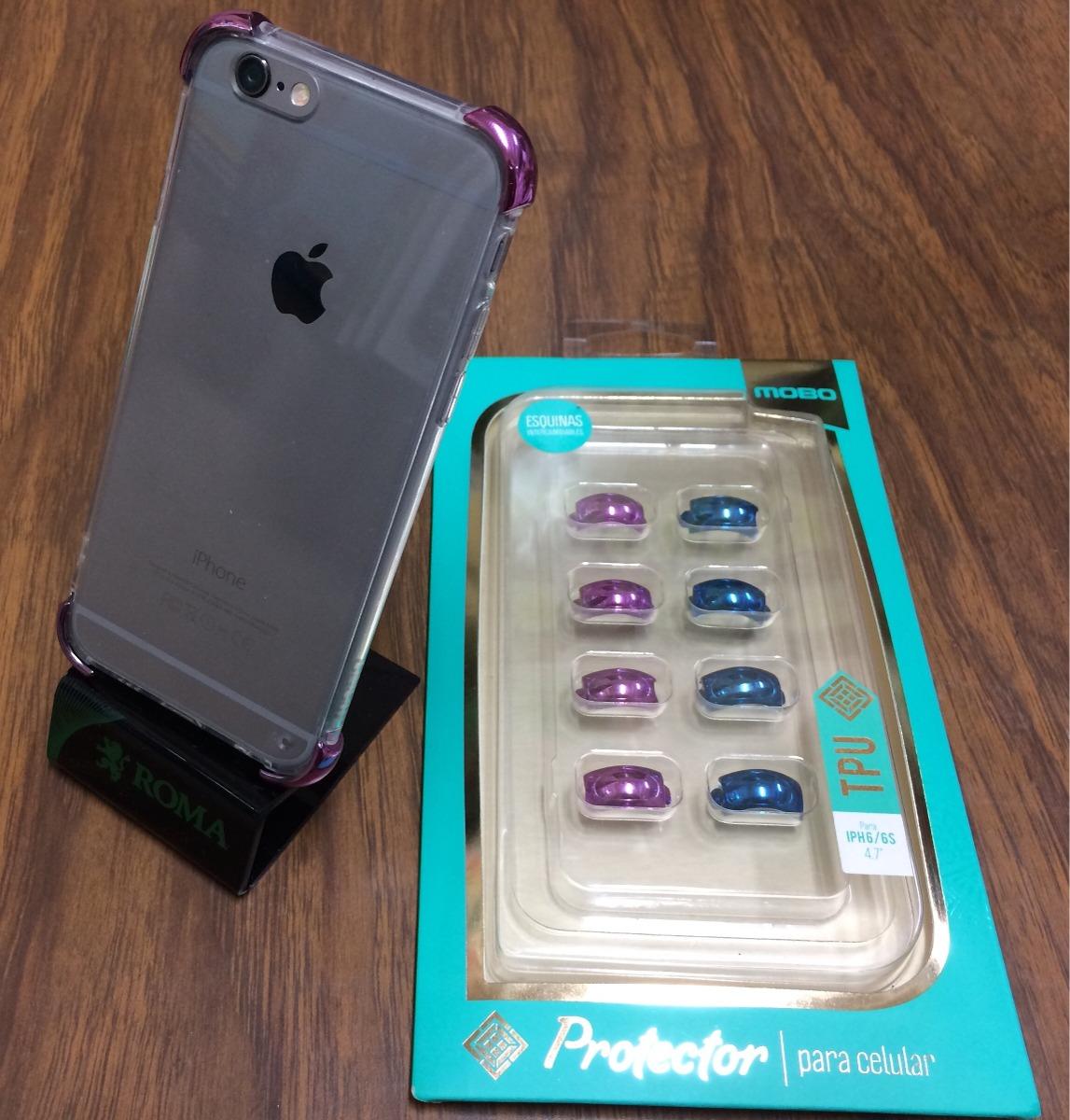 ef723d8385e funda tpu protector mobo esquinas intercambiables iphone 6. Cargando zoom.