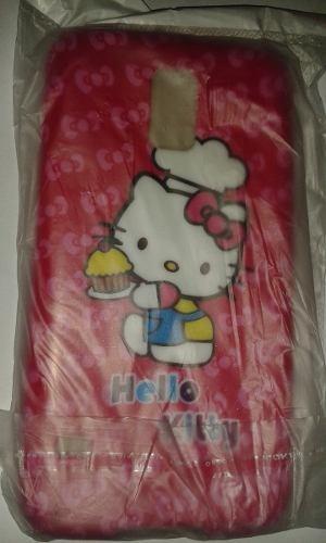 bc69d85d102 Funda Tpu Protector Samsung S5 Comun Silicona Hello Kitty - $ 125,20 ...