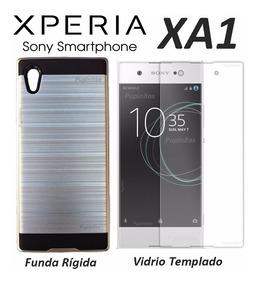 5b446a2867b Funda Alto Impacto Xperia Xa1 - Accesorios para Celulares en Mercado Libre  Argentina