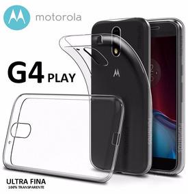 92a5dca56bd Funda De Silicona Para Moto G4 Play - Carcasas, Fundas y Protectores Fundas  para Celulares en Mercado Libre Argentina