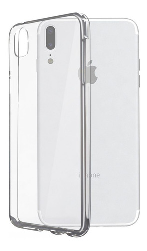funda tpu silicona iphone 7 plus - factura a / b