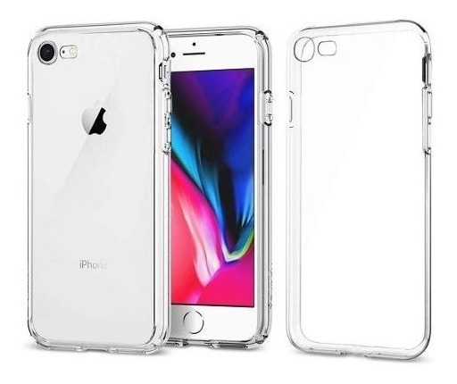 Funda TPU slim iPhone X transparente