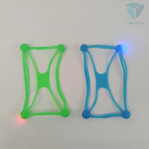 funda tpu tablet 7 pulgadas con luces
